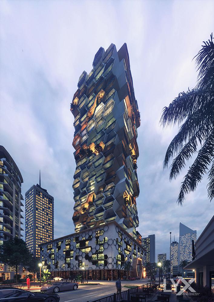 Hotel Honeycomb