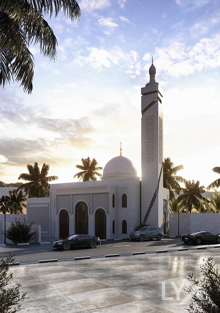 Sharjah Mosque 2