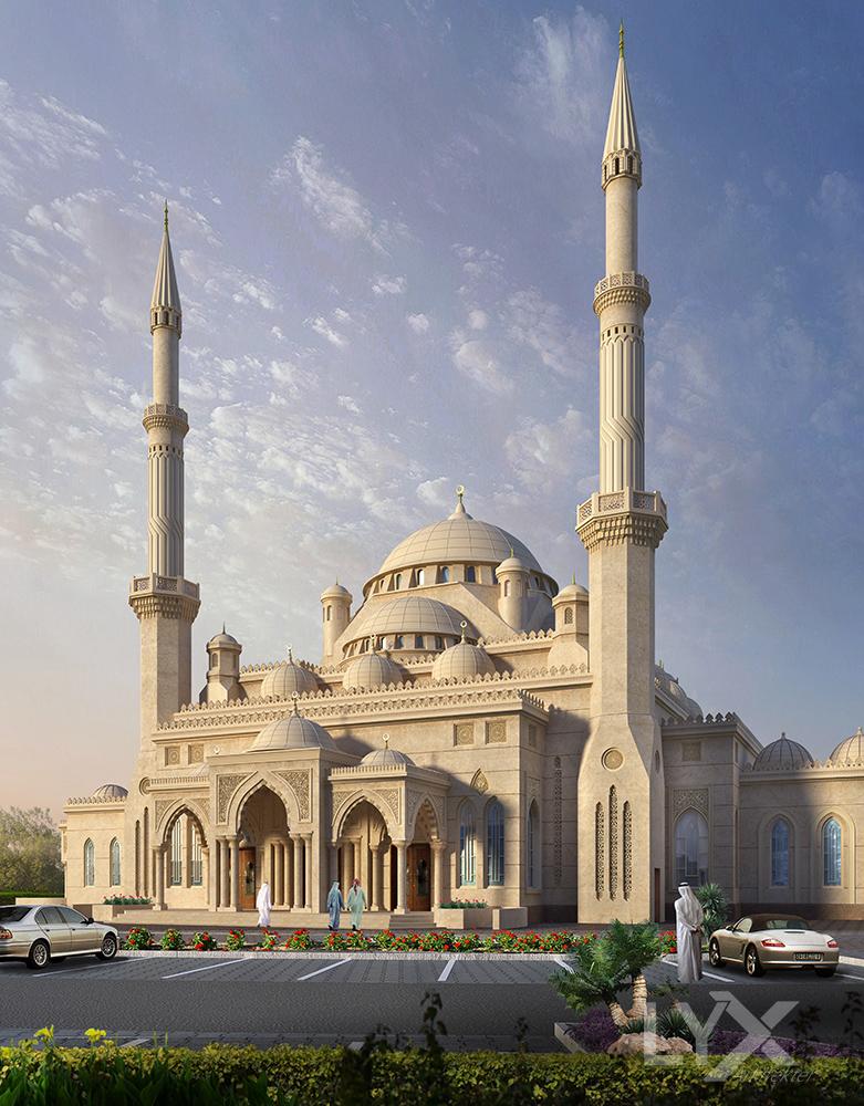 Batayeh Mosque