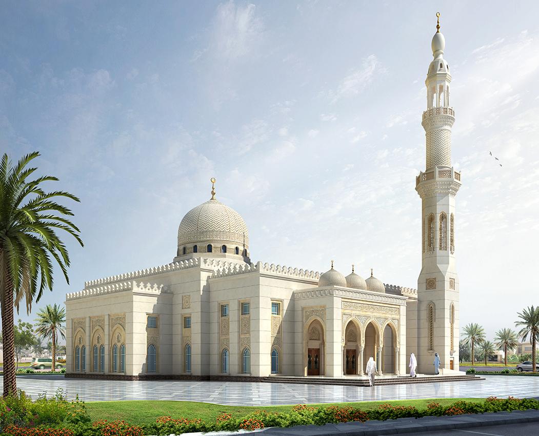 Al Warqa Mosque