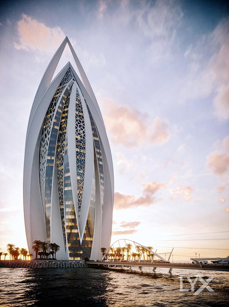 LYX arkitekter HQ