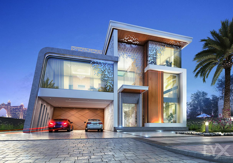 Palm Jumeriah Villa
