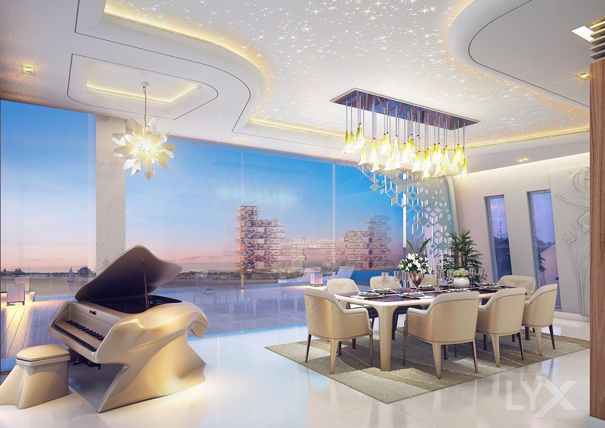 Palm Villa- Dining